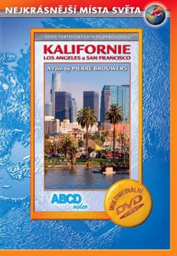 Kalifornie - Nejkrásnější místa světa - DVD - neuveden