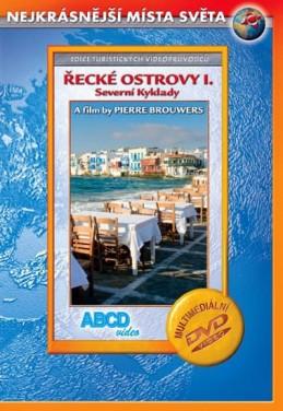 Řecké ostrovy I. - Severní Kyklady - Nejkrásnější místa světa - DVD - neuveden