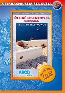 Řecké ostrovy II. - Jižní Kyklady - Nejkrásnější místa světa - DVD - neuveden