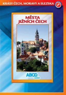 Jižní Čechy - Krásy Č,M,S - DVD - neuveden