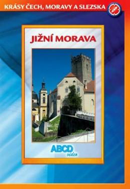 Jižní Morava - Krásy Č,M,S - DVD - neuveden