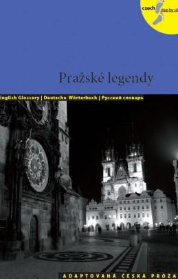 Pražské legendy + CD (AJ,NJ,RJ) - Holá Lída