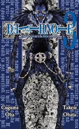 Death Note - Zápisník smrti 3 - Oba Cugumi, Obata Takeši,