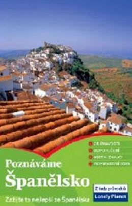 Poznáváme Španělsko - Lonely Planet - neuveden