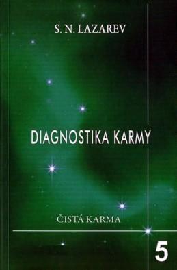 Diagnostika karmy 5 - Odpovědi na otázky - Lazarev S.N.