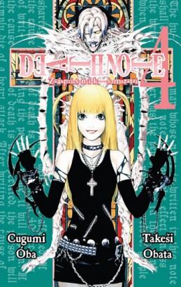 Death Note - Zápisník smrti 4 - Oba Cugumi, Obata Takeši,