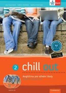 Chill out 2 - Angličtina pro SOŠ a SOU - učebnice+PS+2CD - Tkadlečková C., Perná T., Krulišová D.
