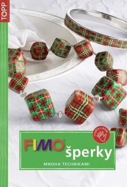 FIMO šperky mnoha technikami - TOPP - neuveden