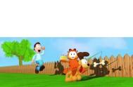 Záložka – Úžaska - Zlobivý Garfield