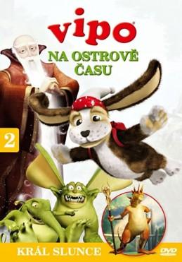 Vipo na Ostrově času 2 - Sluneční král - DVD - neuveden
