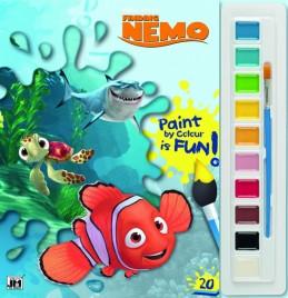 Kreativní set A4 Hledá se Nemo - neuveden