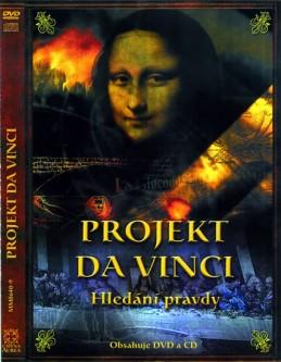 Projekt da Vinci - Hledání pravdy DVD + CD (ČJ, AJ, NJ, ŠJ, FJ) - neuveden