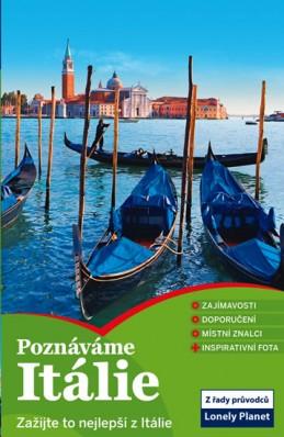 Poznáváme Itálie - Lonely Planet - neuveden