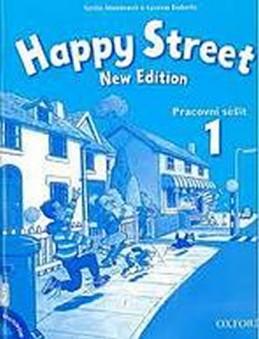 Happy Street New Edition 1 Pracovní Sešit S MultiRom - Maidment Stella