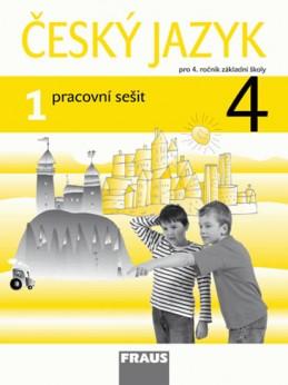 Český jazyk 4/1 pro ZŠ - pracovní sešit - kolektiv autorů