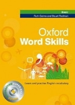 Oxford Word Skills Basic: Student´S Pack (Book + Cd-Rom) - Gairns R., Redman S.