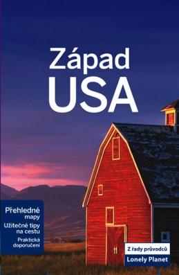 Západ USA - Lonely Planet - 2. vydání - neuveden