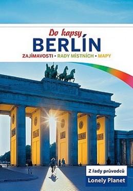 Berlín do kapsy - Lonely Planet - neuveden