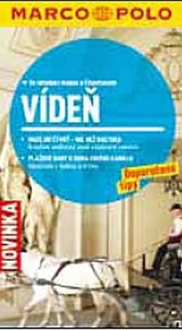 Vídeň - Průvodce se skládací mapou - neuveden
