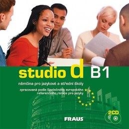 studio d B1 - CD /2ks/ - kolektiv autorů