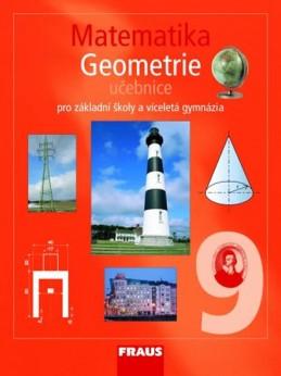 Matematika 9 pro ZŠ a víceletá gymnázia - Geometrie učebnice - kolektiv autorů