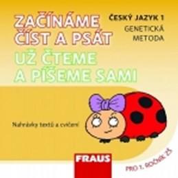 Český jazyk 1 pro ZŠ - CD /genetická metoda/ - neuveden