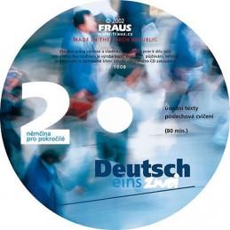 Deutsch eins, zwei 2 - CD /1ks/ - neuveden