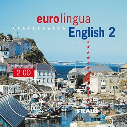 eurolingua English 2 - CD /2ks/ - neuveden