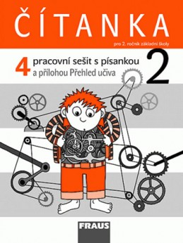 Čítanka 2/4 pro ZŠ - pracovní sešit - kolektiv autorů