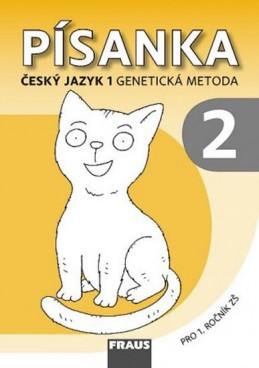 Český jazyk 1 pro ZŠ - Písanka 2 /genetická metoda/ - kolektiv autorů