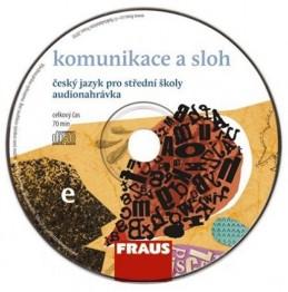 Český jazyk pro SŠ - Komunikace CD /1ks/ - neuveden