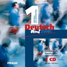 Deutsch eins, zwei 1 - CD /2ks/ - neuveden