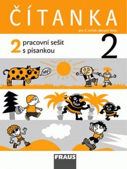 Čítanka 2/2 pro ZŠ - pracovní sešit - kolektiv autorů