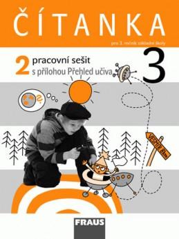 Čítanka 3/2 pro ZŠ - pracovní sešit - kolektiv autorů