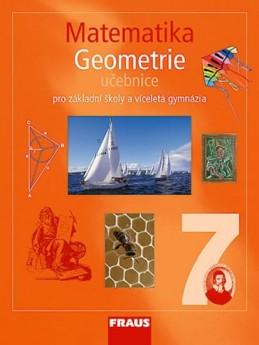 Matematika 7 pro ZŠ a víceletá gymnázia - Geometrie učebnice - kolektiv autorů