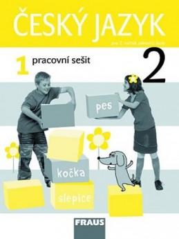 Český jazyk 2/1 pro ZŠ - pracovní sešit - kolektiv autorů