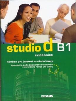 studio d B1 - cvičebnice - kolektiv autorů
