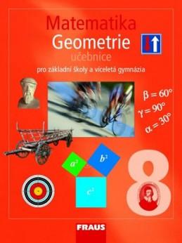 Matematika 8 pro ZŠ a víceletá gymnázia - Geometrie učebnice - kolektiv autorů