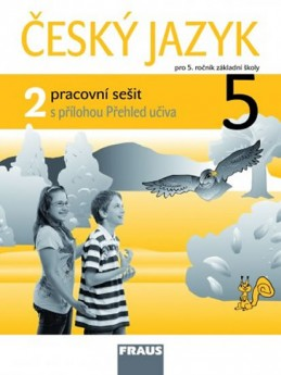 Český jazyk 5/2 pro ZŠ - pracovní sešit - kolektiv autorů