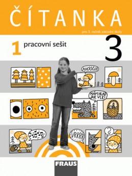 Čítanka 3/1 pro ZŠ - pracovní sešit - kolektiv autorů