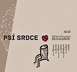 Psí srdce - 3CD - Bulgakov Michail Afanasjevič