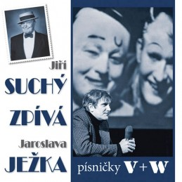 Suchý zpívá Ježka CD - Suchý Jiří