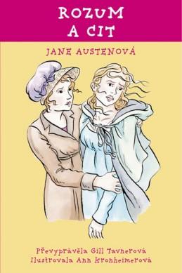 Rozum a cit - Austenová Jane