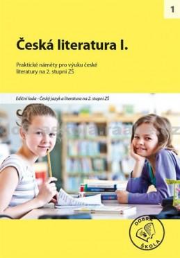 Česká literatura I. - kolektiv autorů