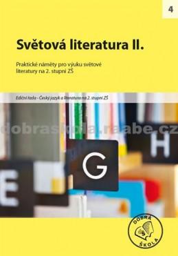 Světová literatura II. - kolektiv autorů