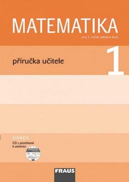 Matematika 1 pro ZŠ - příručka učitele + CD - kolektiv autorů