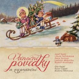 Vánoční povídky a vyprávění - CD - kolektiv autorů