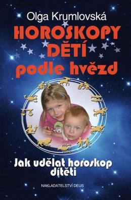 Horoskopy dětí podle hvězd - Jak udělat horoskop dítěti - Krumlovská Olga