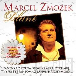 Marcel Zmožek - Dlaně - CD - Zmožek Marcel