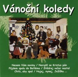 Vánoční koledy 1 - CD - neuveden